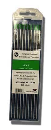 Pure Tungsten Vanguard Tungsten Green