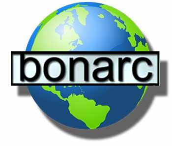 Bonarc welding logo