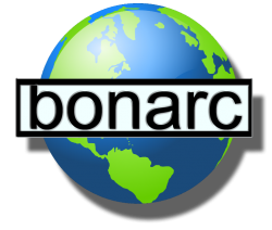Vanguard's Bonarc Logo